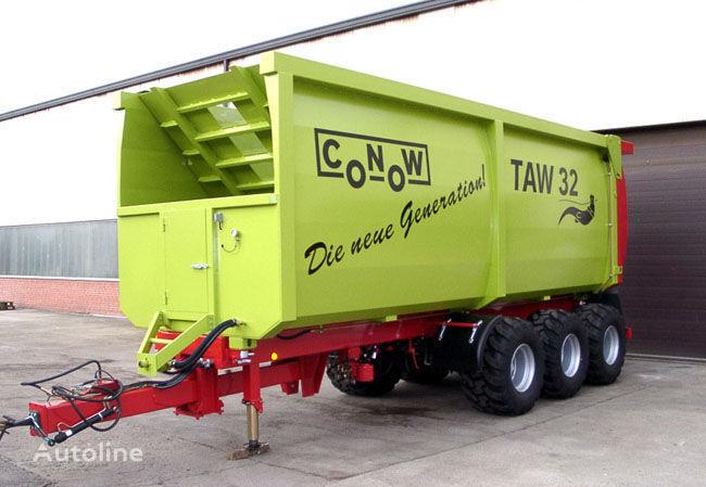 rimorchio trasporto cereali CONOW TAW 32 nuovo
