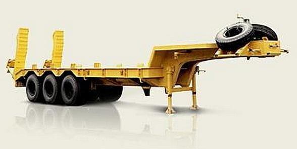 semirimorchio piattaforma MAZ 937900-010 nuovo