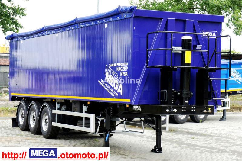 semirimorchio trasporto cereali MEGA 55/11300 KD nuovo