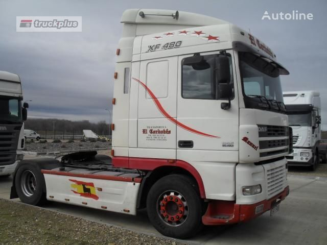 trattore stradale DAF FT95 XF.480 SPACE CAB