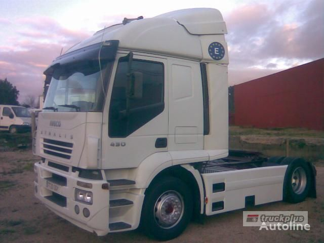 trattore stradale IVECO STRALIS AT 440S43