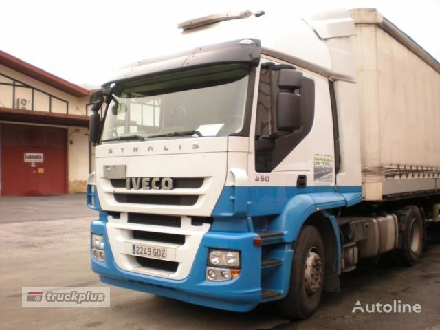 trattore stradale IVECO STRALIS AT 440S45