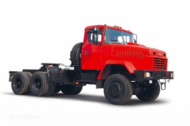 trattore stradale KRAZ 6443
