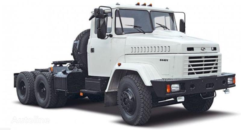 trattore stradale KRAZ 64431 nuovo