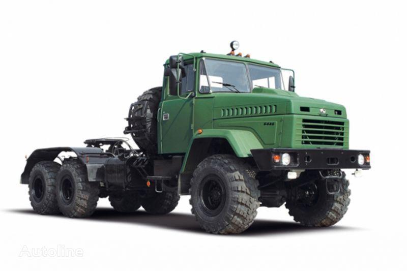 trattore stradale KRAZ 6446 tip 1