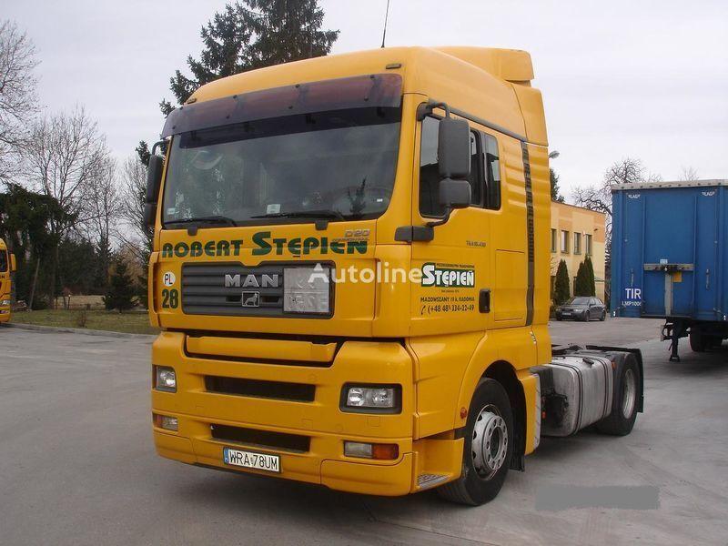 trattore stradale MAN TGA 18.430 4X2 BLS
