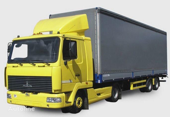 trattore stradale MAZ 447131 nuovo