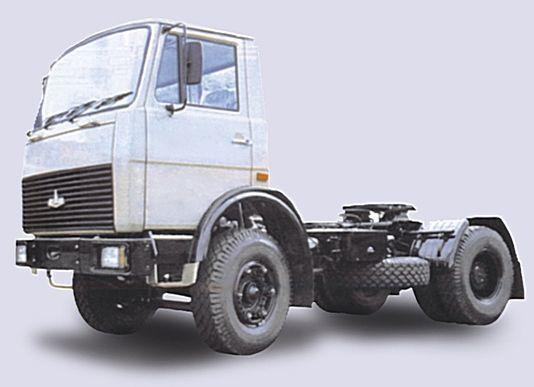 trattore stradale MAZ 5433 nuovo