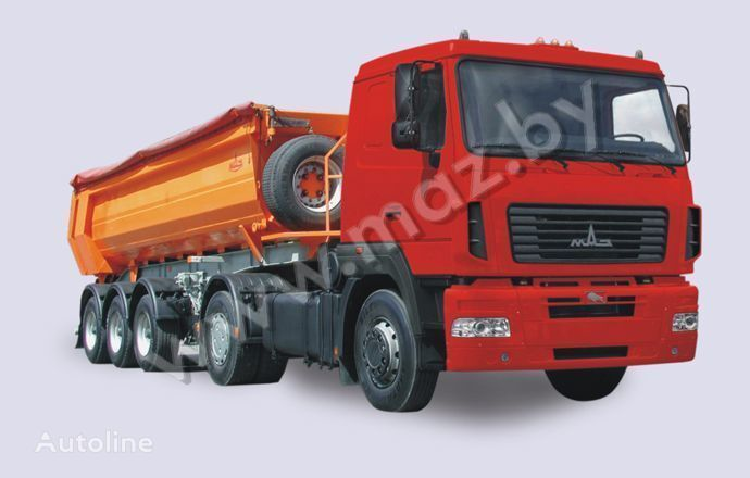 trattore stradale MAZ 5440 A5 nuovo