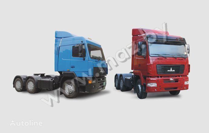 trattore stradale MAZ 6430 (A8, A9, 18) nuovo