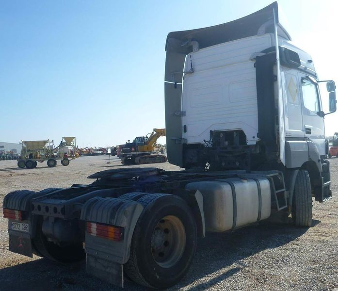 trattore stradale MERCEDES-BENZ Axor 1843 LS