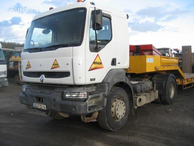 trattore stradale RENAULT Kerax 420