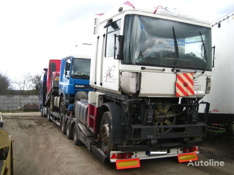 trattore stradale RENAULT MAGNUM 440 DXI SPROWADZONA Z FRANCJI incidentati