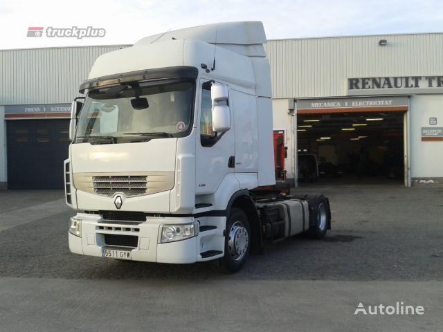 trattore stradale RENAULT PREMIUM 450
