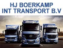 HJ Boerkamp Int Transport B.V