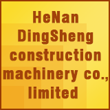 HeNan DingSheng construction machinery co.,limited