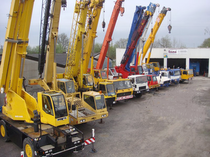 Autoparco IMC International Mobile Cranes GmbH