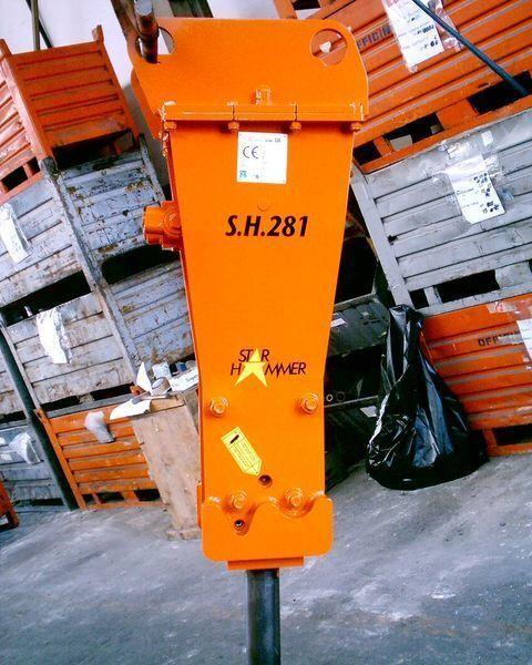 martello idraulico STAR Hammer G 281S nuovo