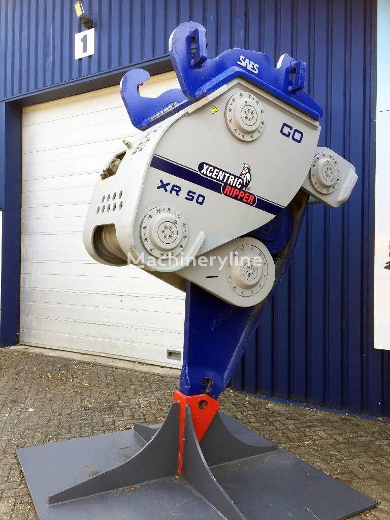 martello idraulico XCENTRIC Ripper XR 50