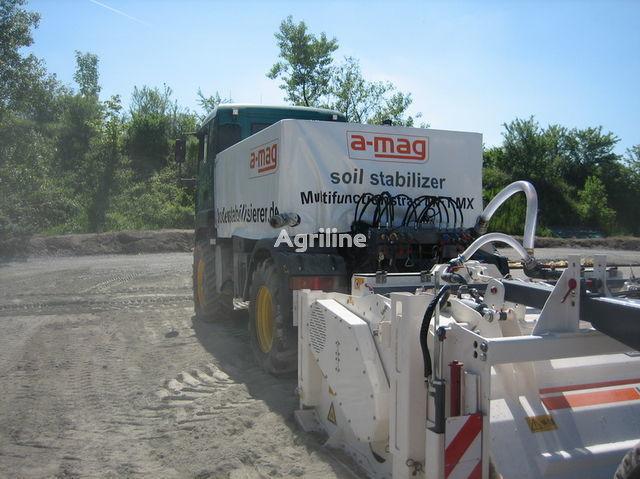 biotrituratore MAN TGA shredder