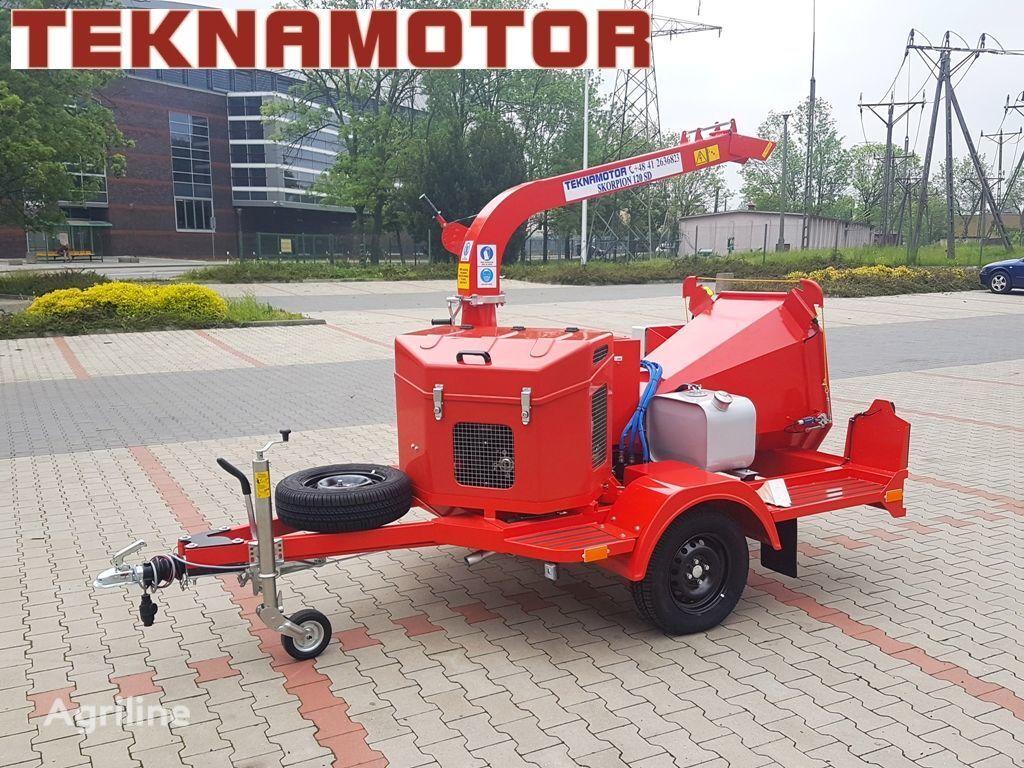 biotrituratore TEKNAMOTOR Skorpion 120 SD nuovo