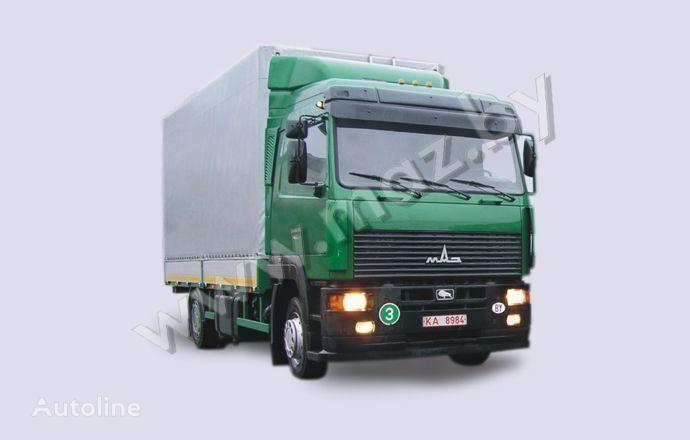camion centinato MAZ 5340A8