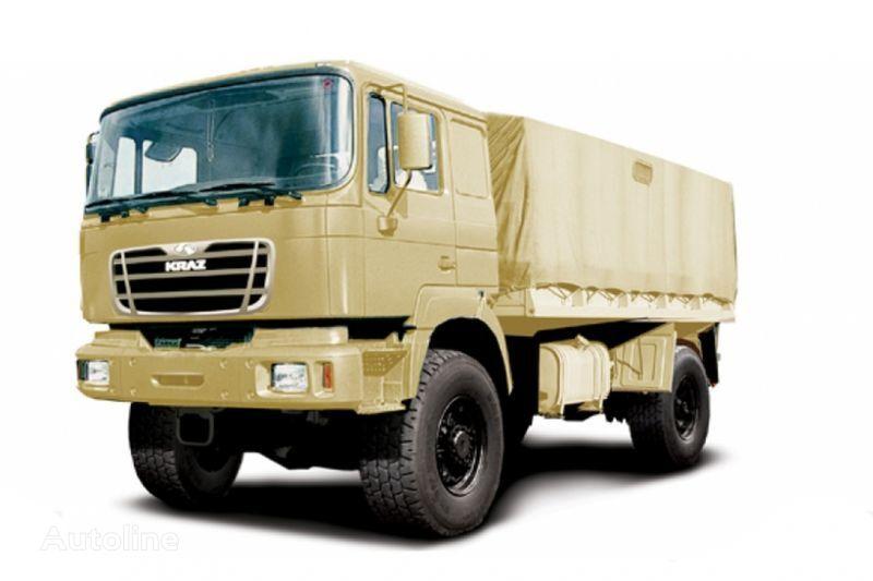 camion pianale KRAZ V6.2MEH