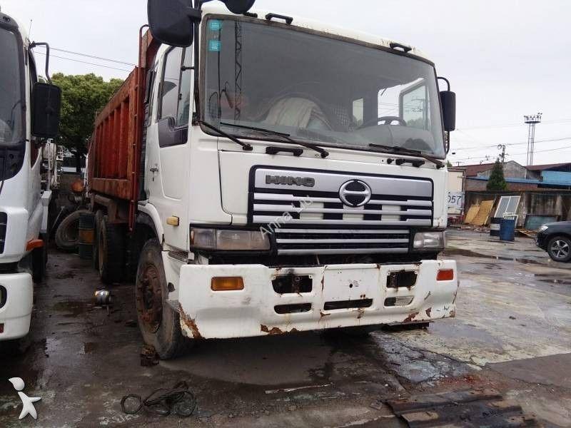 camion ribaltabile HINO JHP
