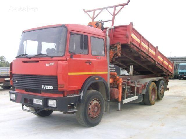camion ribaltabile IVECO 190.35