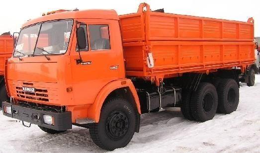 camion ribaltabile KAMAZ 45143 nuovo