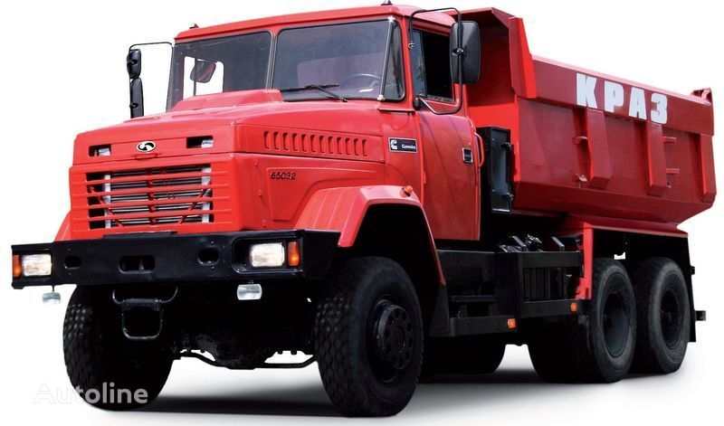 camion ribaltabile KRAZ 65032 nuovo