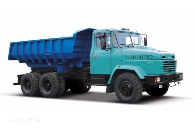 camion ribaltabile KRAZ 6510 tip 1