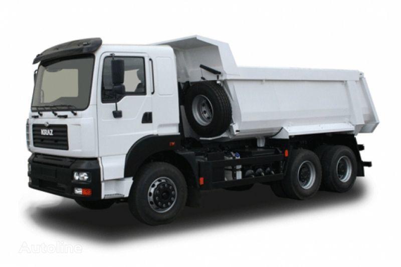 camion ribaltabile KRAZ C26.2M