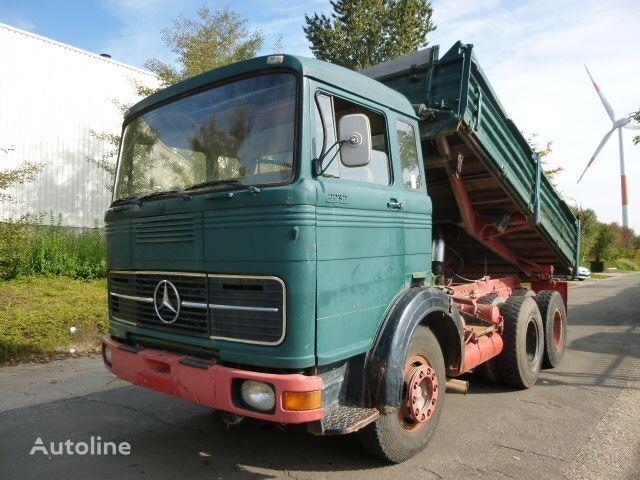 camion ribaltabile MERCEDES-BENZ LPK 2232