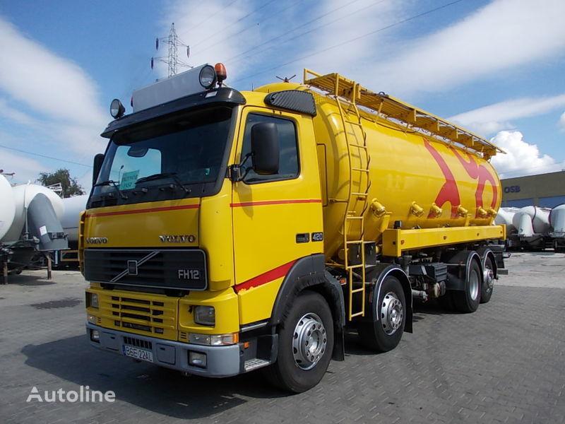 camion silo VOLVO FH 12 420 DO PRZEWOZU PASZY !!!