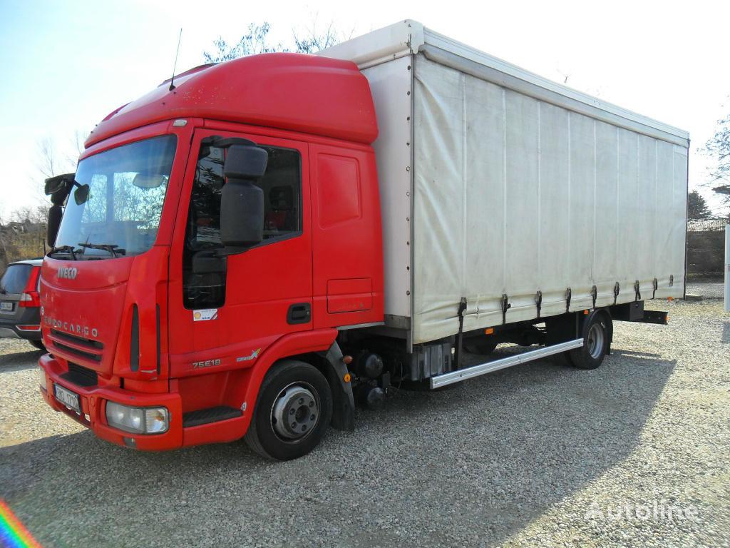 camion telaio IVECO ML 75E18