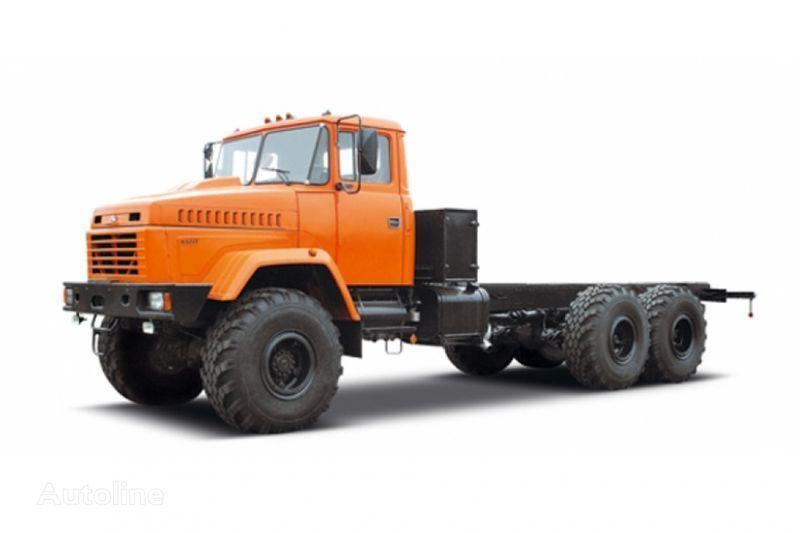 camion telaio KRAZ 63221 tip 3