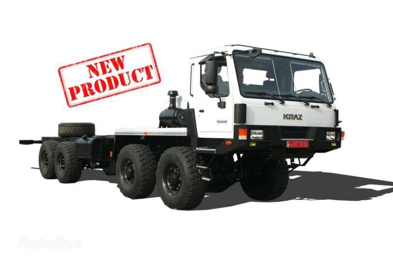camion telaio KRAZ 7634NE (N27.3EH)