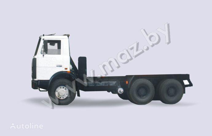 camion telaio MAZ 5516