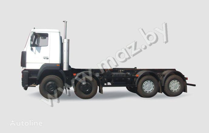 camion telaio MAZ 6516