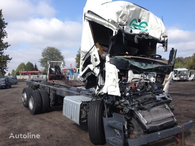 camion telaio MERCEDES-BENZ Actros 2642 incidentati per elementi