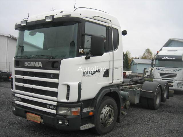 camion telaio SCANIA R164 580