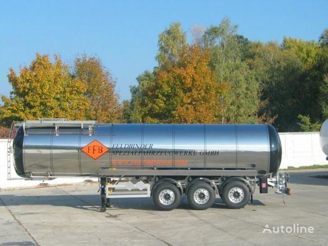 cisterna chimica FELDBINDER TSA 30.3-3 nuova