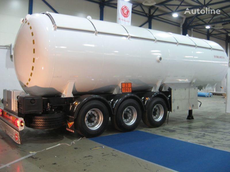 cisterna per gas EVERLAST LPG-40 nuova