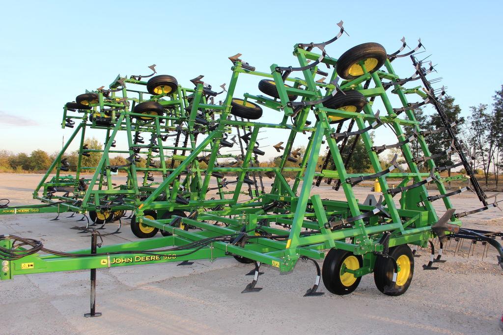 coltivatore JOHN DEERE 960 9,6 metra NOVYY +KATKI
