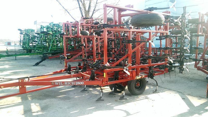 coltivatore WIL-RICH 2800 + Katki