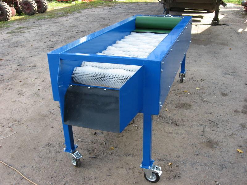 macchina lavaverdure GRIMME Suhaya chistka 14 shchetok nuovo
