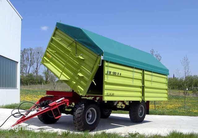 rimorchio agricolo CONOW HW 180 Zweiseiten-Kipper V 4 nuovo