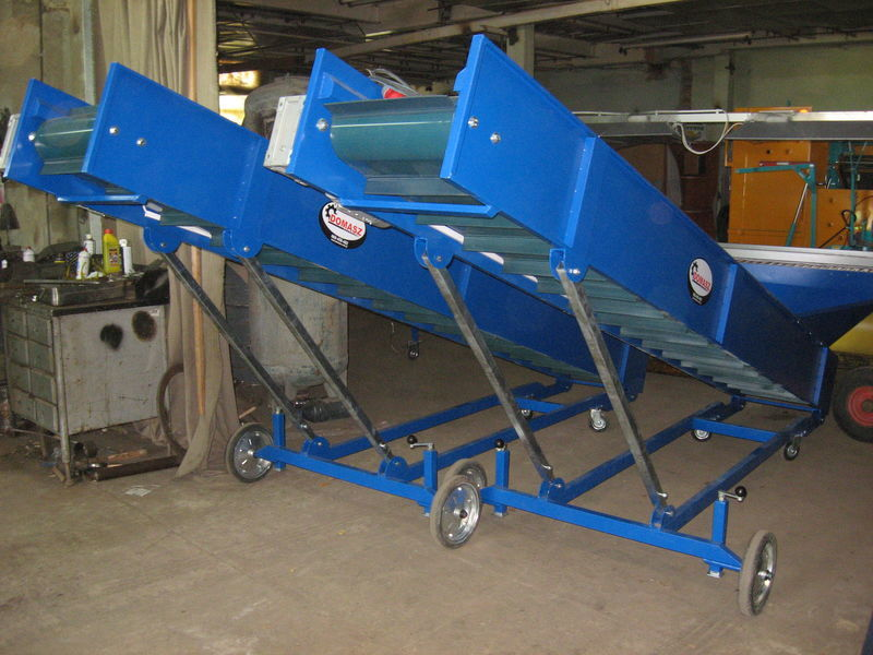 tramoggia transporter (konveyer) - 4m nuovo