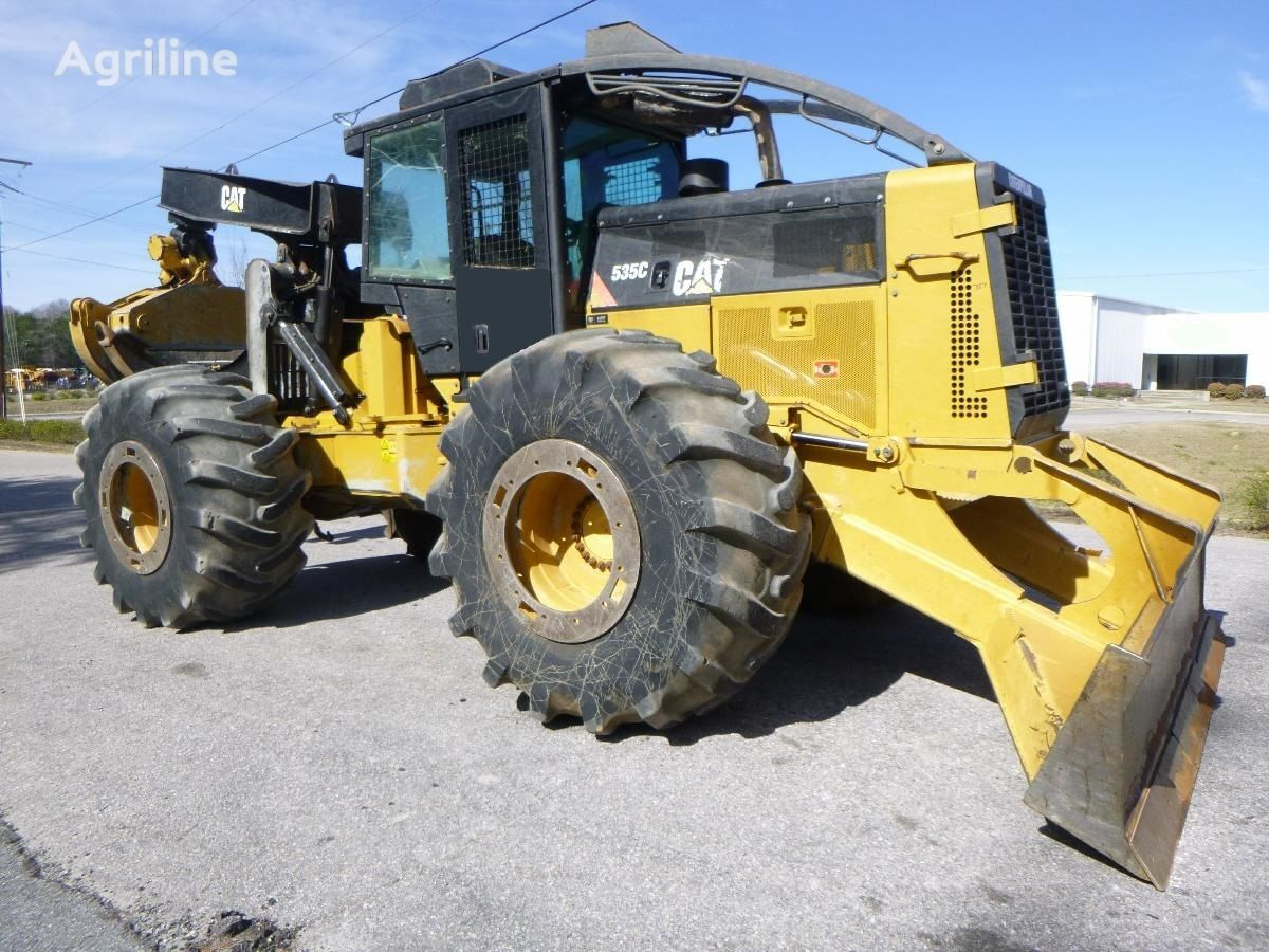 trattore forestale CATERPILLAR 535C